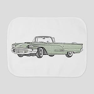 1958 Thunderbird Burp Cloth