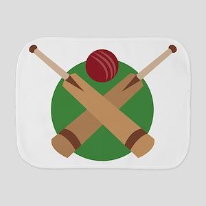 Cricket Bat Burp Cloth