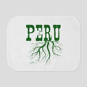 Peru Roots Burp Cloth