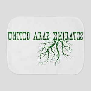 Emirates Roots Burp Cloth