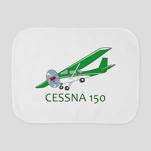 Cessna One Fifty Burp Cloth