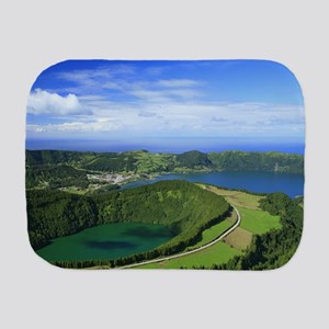 Sete Cidades crater Burp Cloth