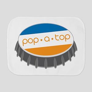 Pop.A.Top Burp Cloth
