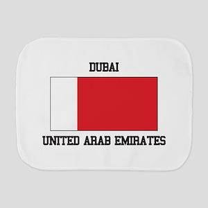 Dubai UAE Burp Cloth