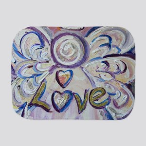 Love Angel Burp Cloth
