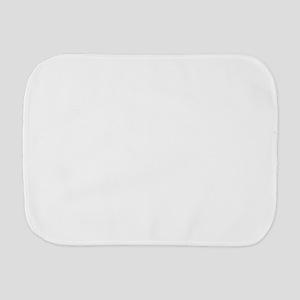 Zebras Burp Cloth