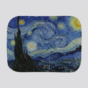 Vincent Van Gogh Starry Night Burp Cloth