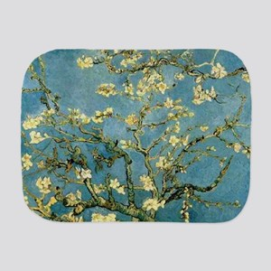 VanGogh Almond Blossoms Burp Cloth