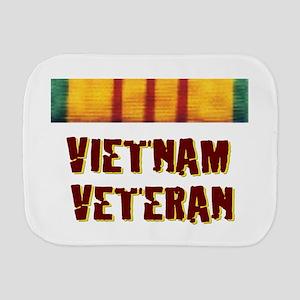VIETNAM VET Burp Cloth