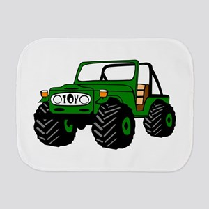 Toyota land cruiser Burp Cloth