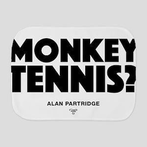 Alan Partridge - Monkey Tennis Burp Cloth