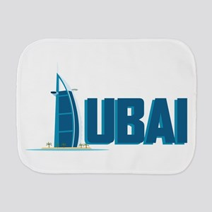 Dubai Hotel Burp Cloth