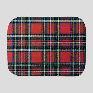 Royal Stewart Tartan2 Burp Cloth