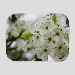 Speckled Sakura Burp Cloth