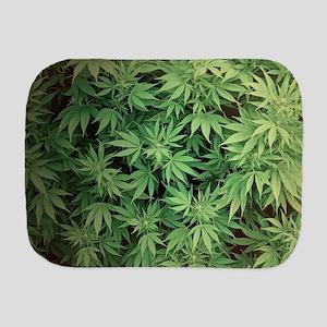 Marajuana Weed Pot Burp Cloth