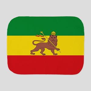 Ethiopia Flag Lion of Judah Rasta Reggae Burp Clot