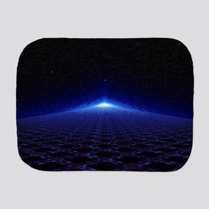 Time Portal In Space Burp Cloth