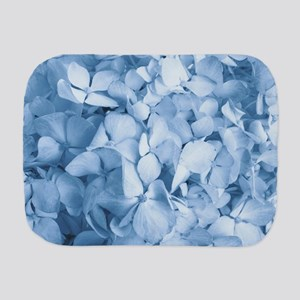 Hydrangea Flower Burp Cloth