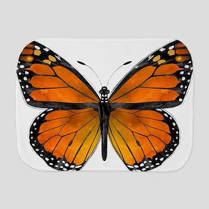 Monarch Butterfly Burp Cloth
