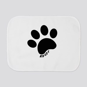 Adopt! Burp Cloth
