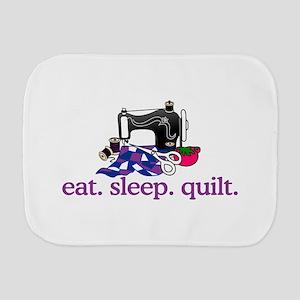 Quilt (Machine) Burp Cloth