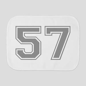 57 Burp Cloth