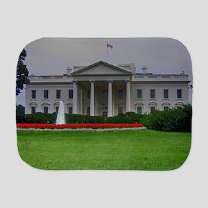 White House Burp Cloth