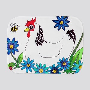 SPRING IS IN THE AIR Burp Cloth