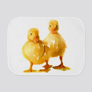 Ducklings Burp Cloth