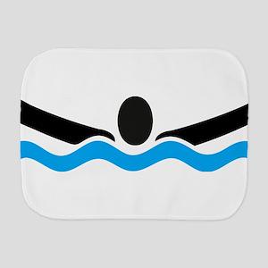 swimming Burp Cloth