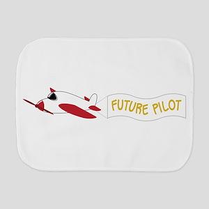 Future Pilot Burp Cloth