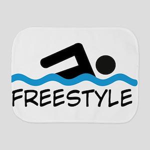 Freestyle Swimming Burp Cloth