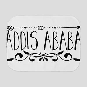 Addis Ababa Burp Cloth