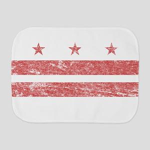 Vintage Washington DC Burp Cloth