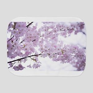 Cherry Blossoms Burp Cloth
