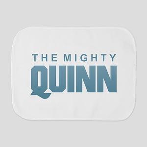 The Mighty Quinn Burp Cloth