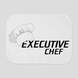 Executive Chef Burp Cloth