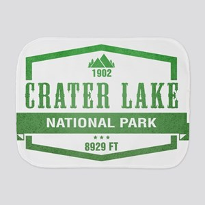 Crater Lake National Park, Oregon Burp Cloth