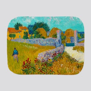 Farmhouse in Provence by Vincent van Gogh Burp Clo