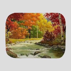Autumn Landscape Burp Cloth