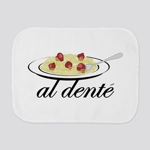 al dente Burp Cloth