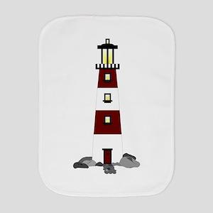 Lighthouse Burp Cloth