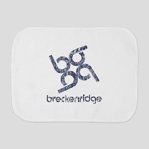 Vintage Breckenridge Burp Cloth