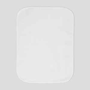 Ill eat you up I love you so Burp Cloth