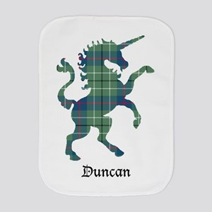 Unicorn - Duncan Burp Cloth