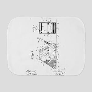 1927 L. Durr Floor Sander Burp Cloth