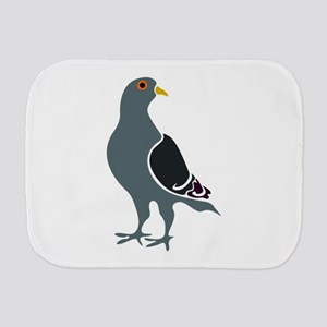 Pigeon Burp Cloth