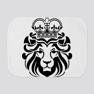 Lion of Zion Burp Cloth
