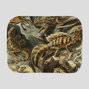 Vintage Lizards, Lacertilia Burp Cloth