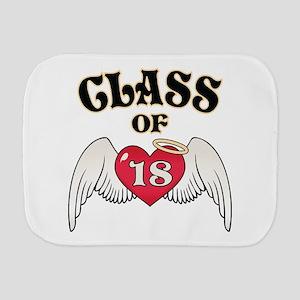 Class of '18 Burp Cloth